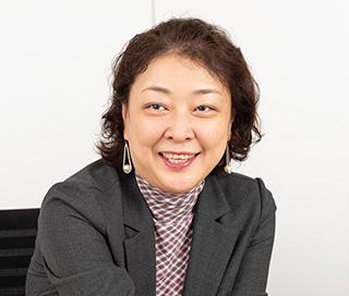 ICT統轄本部 情報企画・インフラ推進部 担当課長 仲山 晶子氏