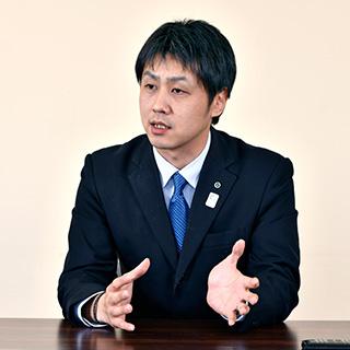 専務理事 東郷 隆浩氏