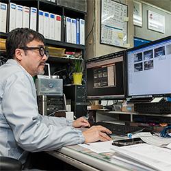 ▲製品の画像は社長自身で撮影してウェブサイト上で公開
