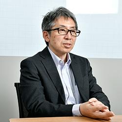 ▲セキュリティセンター企画部 中小企業支援グループ グループリーダー 横山 尚人氏