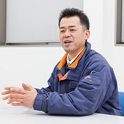 ▲株式会社アクティー 白山第3SCMセンター 課長代理・辻 健志氏