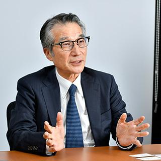 代表取締役社長 田中 達也氏