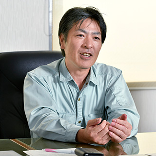 ▲改革推進室 プロジェクトリーダー 環境計量士 博士(工学) 木村 和幸氏