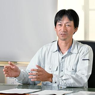 ▲環境技術部 分析グループ リーダー 環境計量士 八木 昭則氏
