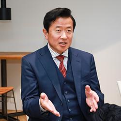 代表取締役 西田 政種氏