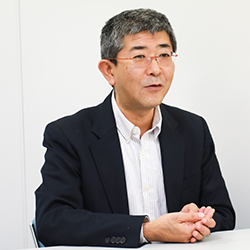 代表取締役 長谷川 智史氏