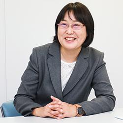 専務取締役 長谷川 広美氏
